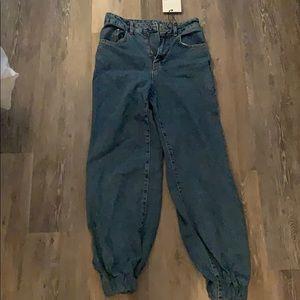 Free People Pants - The Ragged Priest Jog on Jeans Free People